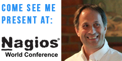 Come See Ludmil Miltchev present at Nagios World Conference 2014